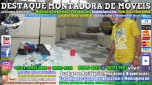 Montador de Móveis Olinda, Jaboatão, Recife, Camaragibe, Cabo, Paulista, Moreno, WhatsApp +55 (81) 99999-8025 - DESTAQUE MONTADORA - 061