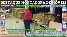 Montador de Móveis Olinda, Jaboatão, Recife, Camaragibe, Cabo, Paulista, Moreno, WhatsApp +55 (81) 99999-8025 - DESTAQUE MONTADORA - 064
