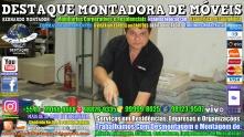 Montador de Móveis Olinda, Jaboatão, Recife, Camaragibe, Cabo, Paulista, Moreno, WhatsApp +55 (81) 99999-8025 - DESTAQUE MONTADORA - 065