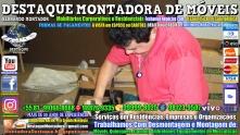 Montador de Móveis Olinda, Jaboatão, Recife, Camaragibe, Cabo, Paulista, Moreno, WhatsApp +55 (81) 99999-8025 - DESTAQUE MONTADORA - 068