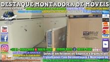 Montador de Móveis Olinda, Jaboatão, Recife, Camaragibe, Cabo, Paulista, Moreno, WhatsApp +55 (81) 99999-8025 - DESTAQUE MONTADORA - 071