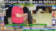 Montador de Móveis Olinda, Jaboatão, Recife, Camaragibe, Cabo, Paulista, Moreno, WhatsApp +55 (81) 99999-8025 - DESTAQUE MONTADORA - 072