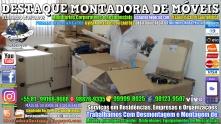 Montador de Móveis Olinda, Jaboatão, Recife, Camaragibe, Cabo, Paulista, Moreno, WhatsApp +55 (81) 99999-8025 - DESTAQUE MONTADORA - 073