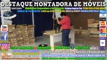 Montador de Móveis Olinda, Jaboatão, Recife, Camaragibe, Cabo, Paulista, Moreno, WhatsApp +55 (81) 99999-8025 - DESTAQUE MONTADORA - 074