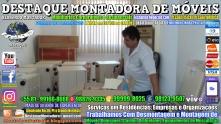 Montador de Móveis Olinda, Jaboatão, Recife, Camaragibe, Cabo, Paulista, Moreno, WhatsApp +55 (81) 99999-8025 - DESTAQUE MONTADORA - 075