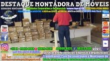 Montador de Móveis Olinda, Jaboatão, Recife, Camaragibe, Cabo, Paulista, Moreno, WhatsApp +55 (81) 99999-8025 - DESTAQUE MONTADORA - 076