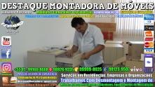 Montador de Móveis Olinda, Jaboatão, Recife, Camaragibe, Cabo, Paulista, Moreno, WhatsApp +55 (81) 99999-8025 - DESTAQUE MONTADORA - 077