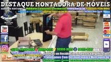 Montador de Móveis Olinda, Jaboatão, Recife, Camaragibe, Cabo, Paulista, Moreno, WhatsApp +55 (81) 99999-8025 - DESTAQUE MONTADORA - 080