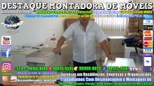 Montador de Móveis Olinda, Jaboatão, Recife, Camaragibe, Cabo, Paulista, Moreno, WhatsApp +55 (81) 99999-8025 - DESTAQUE MONTADORA - 081
