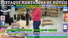 Montador de Móveis Olinda, Jaboatão, Recife, Camaragibe, Cabo, Paulista, Moreno, WhatsApp +55 (81) 99999-8025 - DESTAQUE MONTADORA - 082