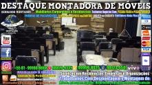Montador de Móveis Olinda, Jaboatão, Recife, Camaragibe, Cabo, Paulista, Moreno, WhatsApp +55 (81) 99999-8025 - DESTAQUE MONTADORA - 084