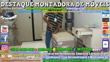 Montador de Móveis Olinda, Jaboatão, Recife, Camaragibe, Cabo, Paulista, Moreno, WhatsApp +55 (81) 99999-8025 - DESTAQUE MONTADORA - 085