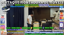 Montador de Móveis Olinda, Jaboatão, Recife, Camaragibe, Cabo, Paulista, Moreno, WhatsApp +55 (81) 99999-8025 - DESTAQUE MONTADORA - 086
