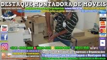 Montador de Móveis Olinda, Jaboatão, Recife, Camaragibe, Cabo, Paulista, Moreno, WhatsApp +55 (81) 99999-8025 - DESTAQUE MONTADORA - 087