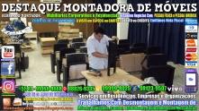 Montador de Móveis Olinda, Jaboatão, Recife, Camaragibe, Cabo, Paulista, Moreno, WhatsApp +55 (81) 99999-8025 - DESTAQUE MONTADORA - 090