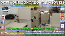 Montador de Móveis Olinda, Jaboatão, Recife, Camaragibe, Cabo, Paulista, Moreno, WhatsApp +55 (81) 99999-8025 - DESTAQUE MONTADORA - 091