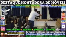 Montador de Móveis Olinda, Jaboatão, Recife, Camaragibe, Cabo, Paulista, Moreno, WhatsApp +55 (81) 99999-8025 - DESTAQUE MONTADORA - 092