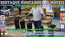 Montador de Móveis Olinda, Jaboatão, Recife, Camaragibe, Cabo, Paulista, Moreno, WhatsApp +55 (81) 99999-8025 - DESTAQUE MONTADORA - 094