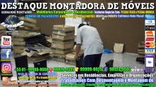 Montador de Móveis Olinda, Jaboatão, Recife, Camaragibe, Cabo, Paulista, Moreno, WhatsApp +55 (81) 99999-8025 - DESTAQUE MONTADORA - 096