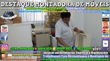 Montador de Móveis Olinda, Jaboatão, Recife, Camaragibe, Cabo, Paulista, Moreno, WhatsApp +55 (81) 99999-8025 - DESTAQUE MONTADORA - 097