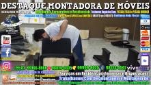 Montador de Móveis Olinda, Jaboatão, Recife, Camaragibe, Cabo, Paulista, Moreno, WhatsApp +55 (81) 99999-8025 - DESTAQUE MONTADORA - 098