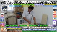 Montador de Móveis Olinda, Jaboatão, Recife, Camaragibe, Cabo, Paulista, Moreno, WhatsApp +55 (81) 99999-8025 - DESTAQUE MONTADORA - 099