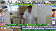 Montador de Móveis Olinda, Jaboatão, Recife, Camaragibe, Cabo, Paulista, Moreno, WhatsApp +55 (81) 99999-8025 - DESTAQUE MONTADORA - 101