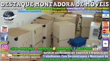 Montador de Móveis Olinda, Jaboatão, Recife, Camaragibe, Cabo, Paulista, Moreno, WhatsApp +55 (81) 99999-8025 - DESTAQUE MONTADORA - 103