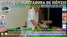 Montador de Móveis Olinda, Jaboatão, Recife, Camaragibe, Cabo, Paulista, Moreno, WhatsApp +55 (81) 99999-8025 - DESTAQUE MONTADORA - 104