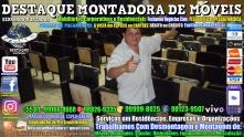 Montador de Móveis Olinda, Jaboatão, Recife, Camaragibe, Cabo, Paulista, Moreno, WhatsApp +55 (81) 99999-8025 - DESTAQUE MONTADORA - 106