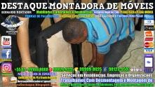 Montador de Móveis Olinda, Jaboatão, Recife, Camaragibe, Cabo, Paulista, Moreno, WhatsApp +55 (81) 99999-8025 - DESTAQUE MONTADORA - 108