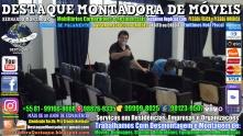 Montador de Móveis Olinda, Jaboatão, Recife, Camaragibe, Cabo, Paulista, Moreno, WhatsApp +55 (81) 99999-8025 - DESTAQUE MONTADORA - 110