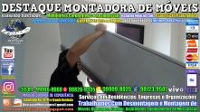 Montador de Móveis Olinda, Jaboatão, Recife, Camaragibe, Cabo, Paulista, Moreno, WhatsApp +55 (81) 99999-8025 - DESTAQUE MONTADORA - 111