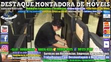 Montador de Móveis Olinda, Jaboatão, Recife, Camaragibe, Cabo, Paulista, Moreno, WhatsApp +55 (81) 99999-8025 - DESTAQUE MONTADORA - 116