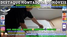 Montador de Móveis Olinda, Jaboatão, Recife, Camaragibe, Cabo, Paulista, Moreno, WhatsApp +55 (81) 99999-8025 - DESTAQUE MONTADORA - 117