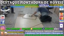 Montador de Móveis Olinda, Jaboatão, Recife, Camaragibe, Cabo, Paulista, Moreno, WhatsApp +55 (81) 99999-8025 - DESTAQUE MONTADORA - 119