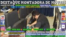 Montador de Móveis Olinda, Jaboatão, Recife, Camaragibe, Cabo, Paulista, Moreno, WhatsApp +55 (81) 99999-8025 - DESTAQUE MONTADORA - 120