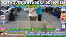 Montador de Móveis Olinda, Jaboatão, Recife, Camaragibe, Cabo, Paulista, Moreno, WhatsApp +55 (81) 99999-8025 - DESTAQUE MONTADORA - 121
