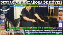 Montador de Móveis Olinda, Jaboatão, Recife, Camaragibe, Cabo, Paulista, Moreno, WhatsApp +55 (81) 99999-8025 - DESTAQUE MONTADORA - 122