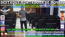 Montador de Móveis Olinda, Jaboatão, Recife, Camaragibe, Cabo, Paulista, Moreno, WhatsApp +55 (81) 99999-8025 - DESTAQUE MONTADORA - 124