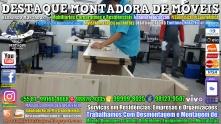 Montador de Móveis Olinda, Jaboatão, Recife, Camaragibe, Cabo, Paulista, Moreno, WhatsApp +55 (81) 99999-8025 - DESTAQUE MONTADORA - 125