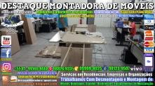 Montador de Móveis Olinda, Jaboatão, Recife, Camaragibe, Cabo, Paulista, Moreno, WhatsApp +55 (81) 99999-8025 - DESTAQUE MONTADORA - 129