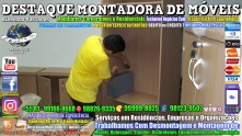 Montador de Móveis Olinda, Jaboatão, Recife, Camaragibe, Cabo, Paulista, Moreno, WhatsApp +55 (81) 99999-8025 - DESTAQUE MONTADORA - 130