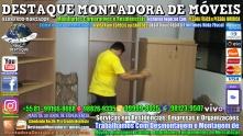 Montador de Móveis Olinda, Jaboatão, Recife, Camaragibe, Cabo, Paulista, Moreno, WhatsApp +55 (81) 99999-8025 - DESTAQUE MONTADORA - 132