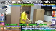 Montador de Móveis Olinda, Jaboatão, Recife, Camaragibe, Cabo, Paulista, Moreno, WhatsApp +55 (81) 99999-8025 - DESTAQUE MONTADORA - 134