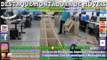 Montador de Móveis Olinda, Jaboatão, Recife, Camaragibe, Cabo, Paulista, Moreno, WhatsApp +55 (81) 99999-8025 - DESTAQUE MONTADORA - 135
