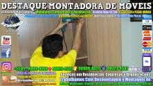 Montador de Móveis Olinda, Jaboatão, Recife, Camaragibe, Cabo, Paulista, Moreno, WhatsApp +55 (81) 99999-8025 - DESTAQUE MONTADORA - 138