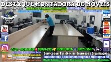 Montador de Móveis Olinda, Jaboatão, Recife, Camaragibe, Cabo, Paulista, Moreno, WhatsApp +55 (81) 99999-8025 - DESTAQUE MONTADORA - 139