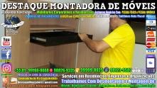 Montador de Móveis Olinda, Jaboatão, Recife, Camaragibe, Cabo, Paulista, Moreno, WhatsApp +55 (81) 99999-8025 - DESTAQUE MONTADORA - 140