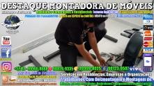 Montador de Móveis Olinda, Jaboatão, Recife, Camaragibe, Cabo, Paulista, Moreno, WhatsApp +55 (81) 99999-8025 - DESTAQUE MONTADORA - 141